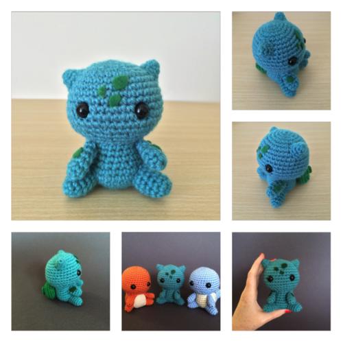 Amigurumi Pattern: Pokémon Pikachu - Tarturumies | 500x500