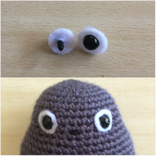 Totoro and Soot Sprites Crochet Pattern With Video | Amigurumi ... | 500x500