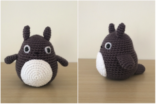 Totoro · How To Make A Bear Plushie · Yarncraft on Cut Out + Keep ... | 333x500