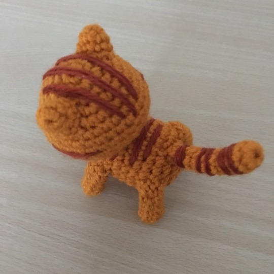 Ser Pounce-a-Lot finished